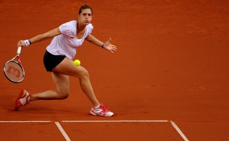Germany crush USA in Fed Cup
