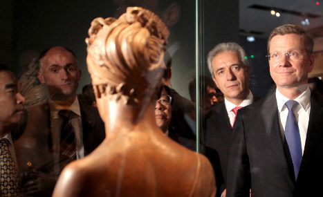 Controversial German art exhibition opens in China