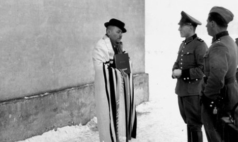 New Berlin exhibition exposes police role in Holocaust