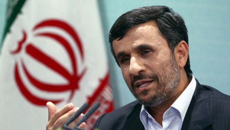 Berlin zooms in on Euro-Iranian bank