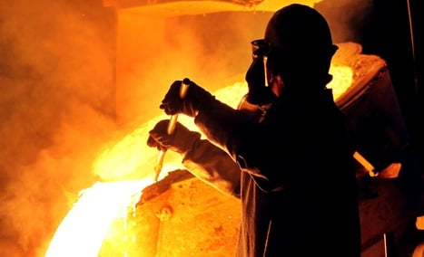 Economy firing on all cylinders in first quarter