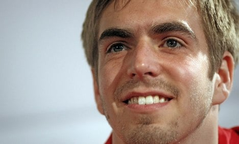 Lahm says gay footballers better off in the closet