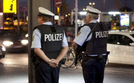 German crime drops to record low
