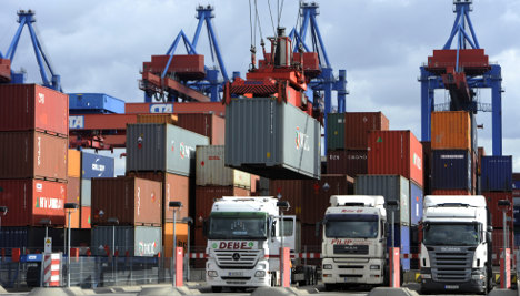 Exports and imports hit record sums