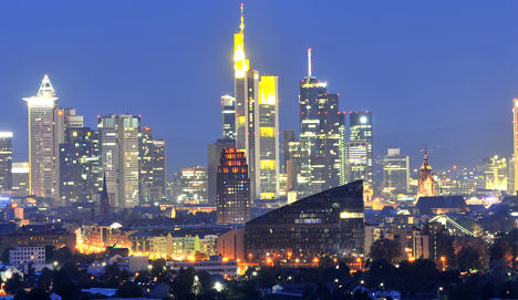 Germany tops Europe for foreign capital