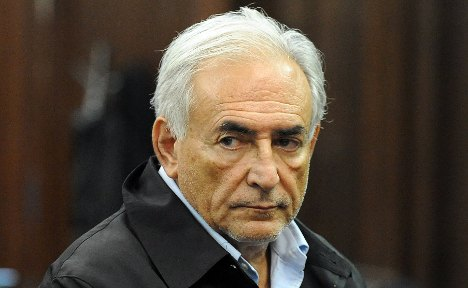 Berlin 'respects' decision to quit by Strauss-Kahn
