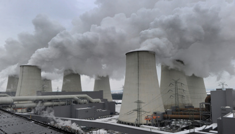 Nuclear energy exit 'irreversible', says CDU