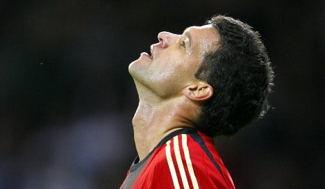 Ballack left out of squad – again