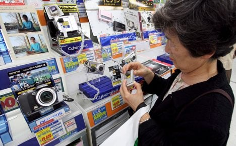 Retailers hit by shortfall in Japanese imports