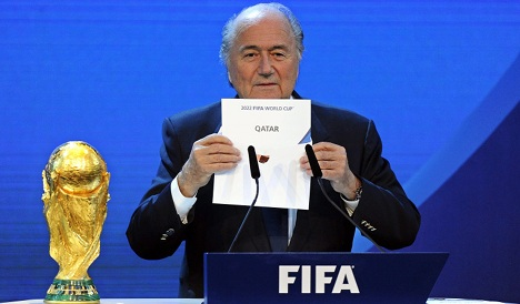 Adidas speaks out in FIFA controversy