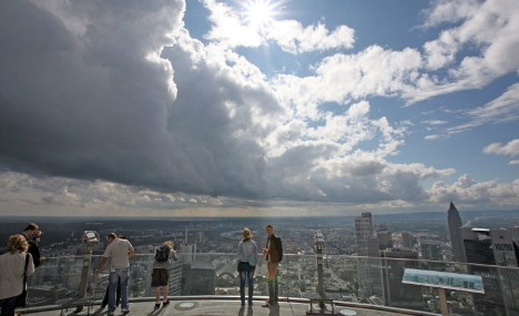 Hot, humid weather to give way to mid-week rain