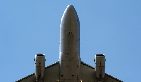 European aviation authorities find faults in German planes