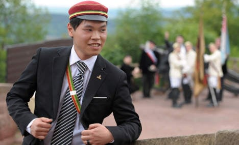 Ethnic Chinese fraternity man sparks racial row
