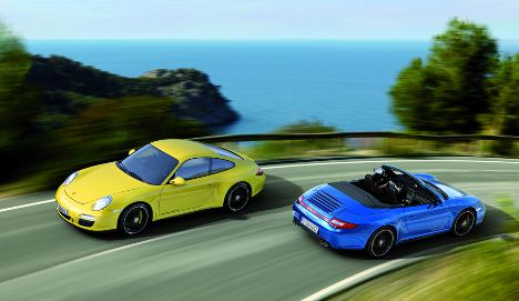 """Porsche will continue to be """"Made in Germany"""""""