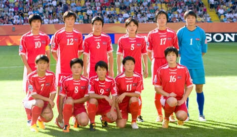 North Korean players struck by lightning, coach claims