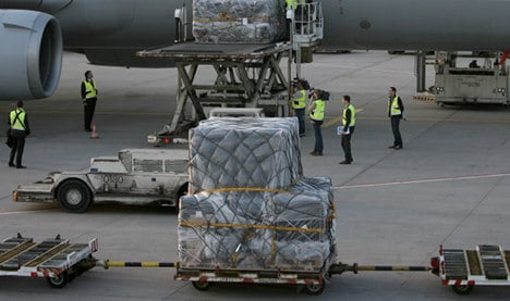 Months after letter bomb scare, air cargo security still lacking