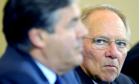 German banks agree to help bail out Greece