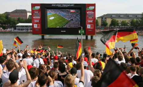Public viewing: Where to watch the matches