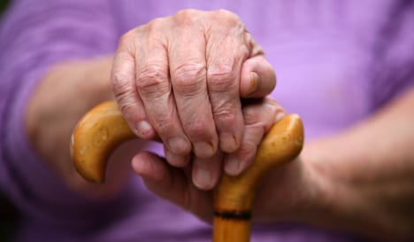 Pensioners are falling behind, ministry admits