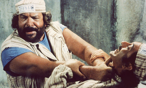 City refuses to name tunnel after actor Bud Spencer despite internet support