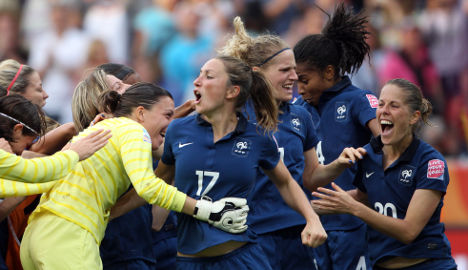 France ponders how to slay US Goliath in World Cup semi-final
