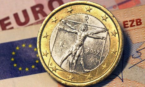 Germany says eurozone can't save Italy