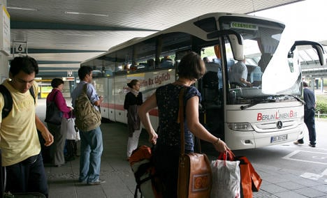 Long-distance bus market to be liberalized