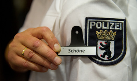 Police officers riled by new ID requirement