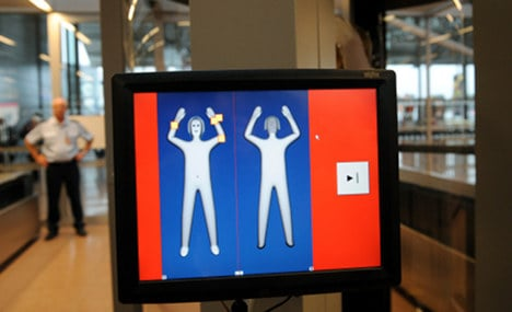 Germany kiboshes body scanners at airports
