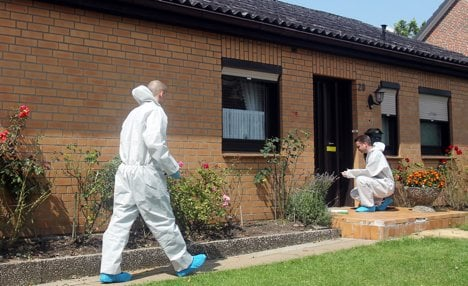 Pensioner held for killing and dismembering wife