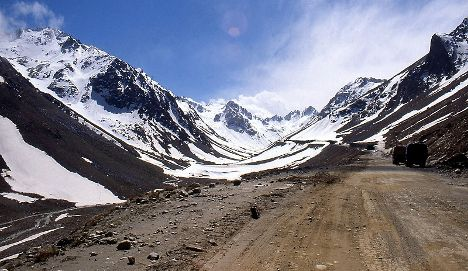 Mountain climbers go missing in Afghanistan