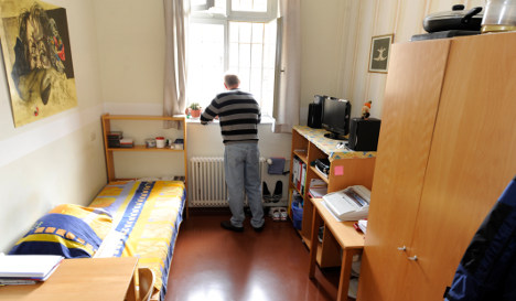 Inmates start hunger strike for internet, pay TV and conjugal visits
