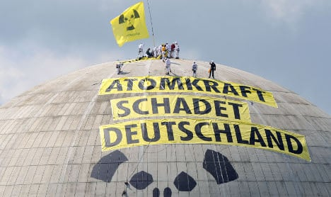 Nuclear phaseout to cost Germany €250 billion