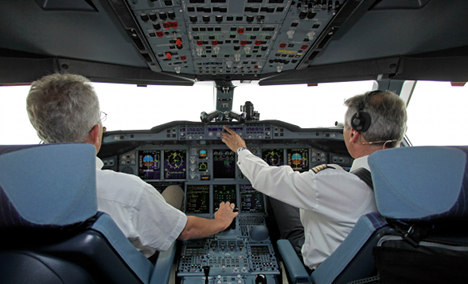 Court says Lufthansa pilots can fly until they reach 65