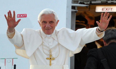 Pope's final message - go back to basics