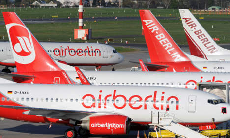 Air Berlin to save €200 mln with reduced fleet