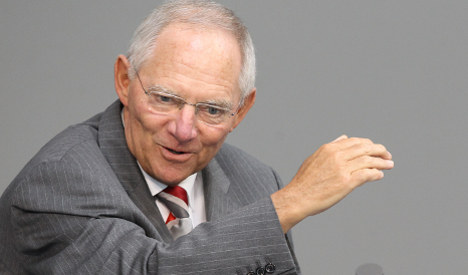 Schäuble tipped to be next Eurogroup chief