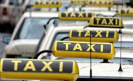 Taxi driver locks woman in boot after fare dispute