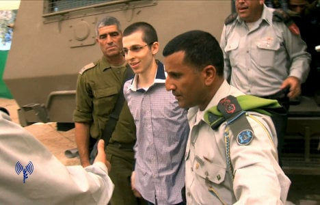Details emerge of BND spy who aided Shalit deal