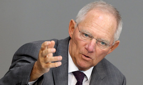 Germany ready to impose financial transaction tax