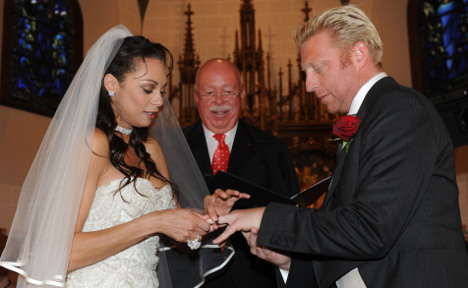 Becker disputes wedding minister bill, says charge is over the line
