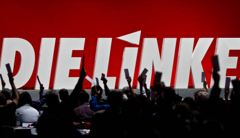 Left party wants to legalise 'all drugs'