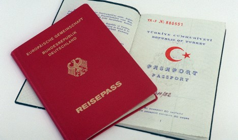 A dual citizenship double standard in Germany