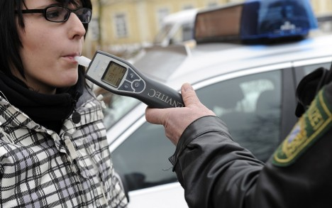 Germans want absolute ban on drink-driving