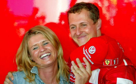 Home is where the tax breaks are for Michael Schumacher