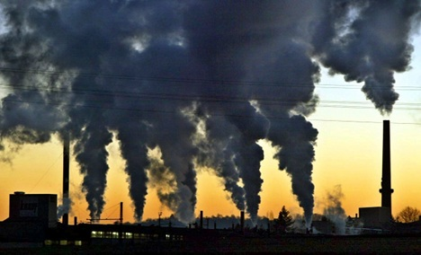 Germany is Europe's biggest polluter
