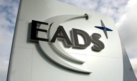 Germany to buy Daimler's EADS shares