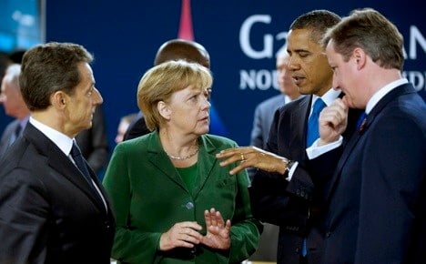 Merkel waiting for Greek 'action' on bailout