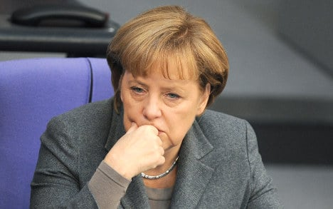Merkel: 'We have our own debts to pay'