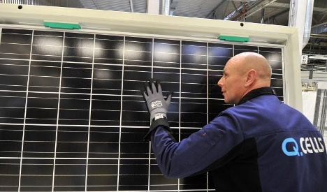 Q-cells solar firm loses finance head as results continue to slide